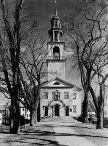 View of Church (circa 1930)