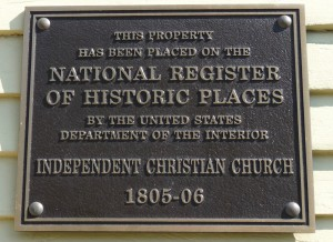 A National Historic Register Place